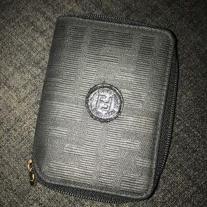 Vintage Fendi Key Holder Wallet